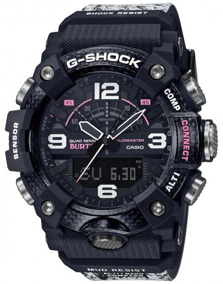 Zegarek męski Casio G-SHOCK g-shock master of g GG-B100BTN-1AER - duże 1