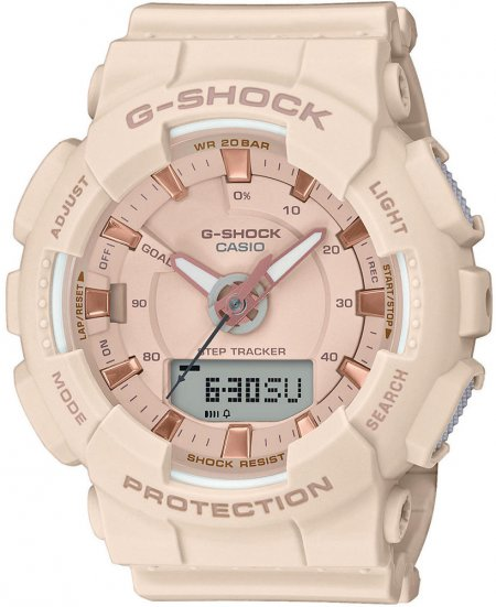 Zegarek Casio GMA-S130PA-4AER - duże 1
