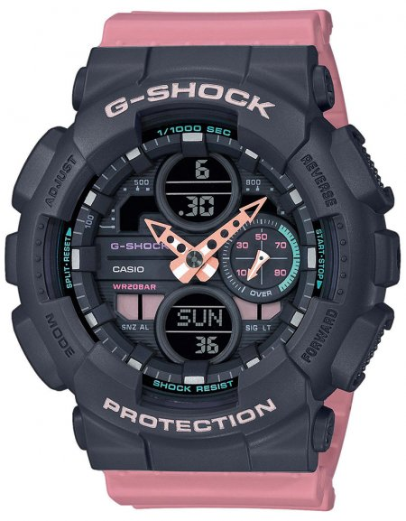 G-Shock GMA-S140-4AER G-SHOCK S-Series S-SERIES