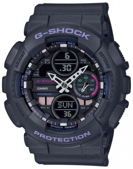 Zegarek Casio G-SHOCK GMA-S140-8AER - duże 1