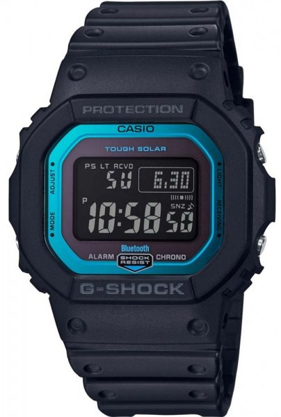 Zegarek Casio GW-B5600-2ER - duże 1