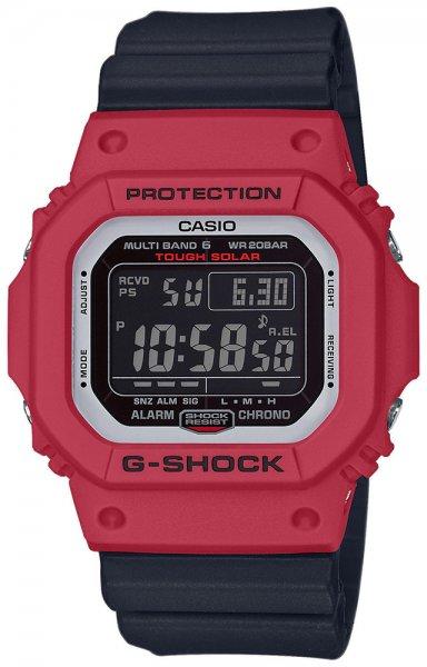 Zegarek Casio GW-M5610RB-4ER - duże 1