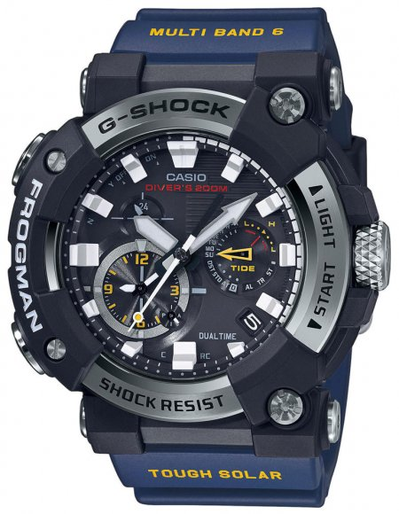 G-Shock GWF-A1000-1A2DR G-SHOCK Master of G