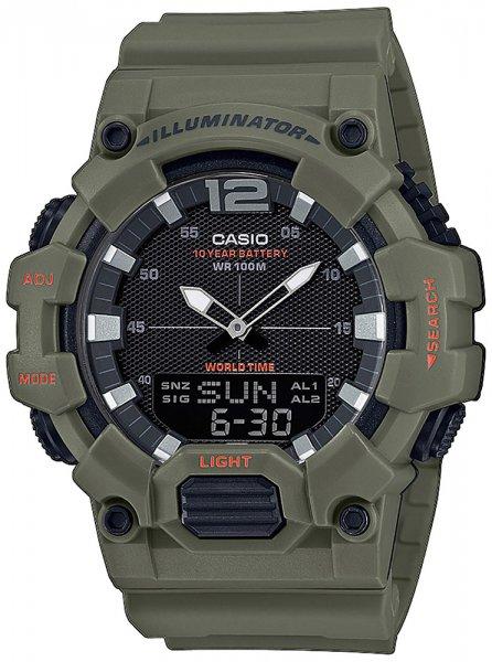 Zegarek Casio HDC-700-3A2VEF - duże 1