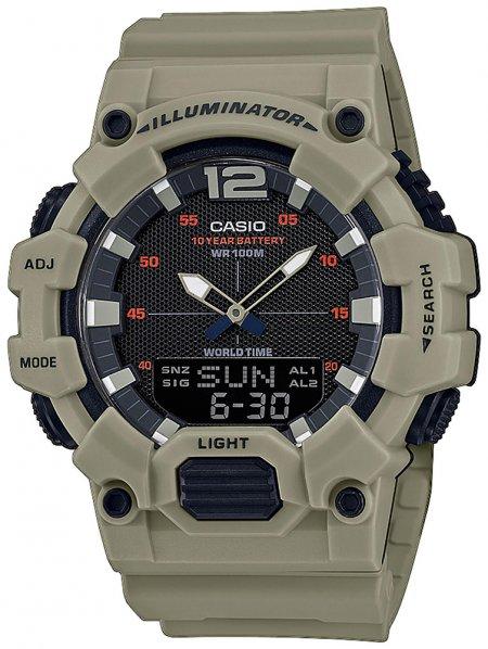 Zegarek Casio HDC-700-3A3VEF - duże 1
