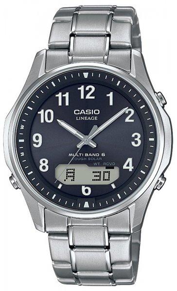 Casio LCW-M100TSE-1A2ER Radio Controlled Lineage