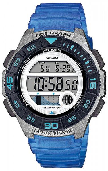 Zegarek Casio LWS-1100H-2AVEF - duże 1
