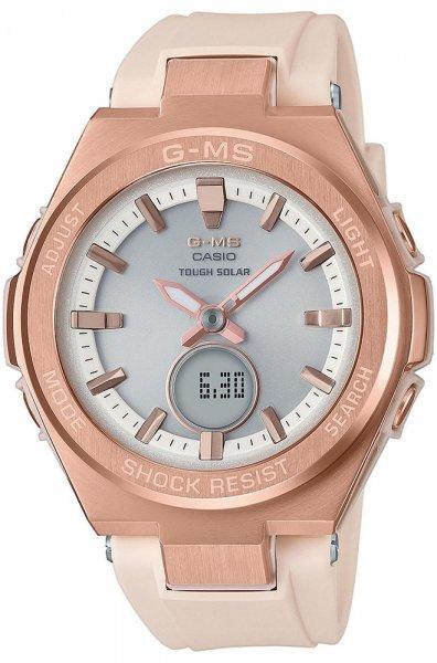 Zegarek Casio Baby-G MSG-S200G-4AER - duże 1