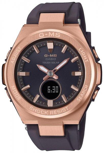 Zegarek Casio Baby-G MSG-S200G-5AER - duże 1