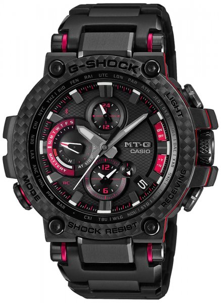 Zegarek Casio G-SHOCK MTG-B1000XBD-1AER - duże 1