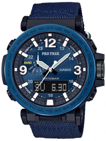 Zegarek Casio ProTrek PRG-600YB-2ER - duże 1