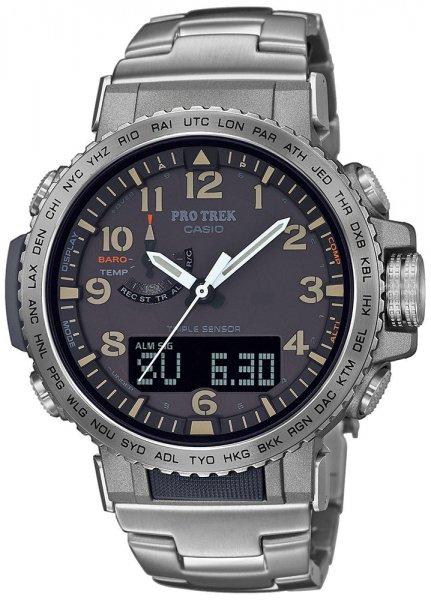 Zegarek męski Casio ProTrek protrek PRW-50T-7AER - duże 1
