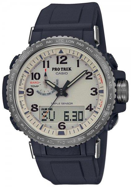 PRW-50Y-1BER - zegarek męski - duże 3