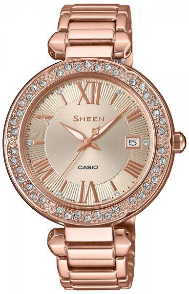 Zegarek Casio SHEEN SHE-4057PG-4AUER - duże 1