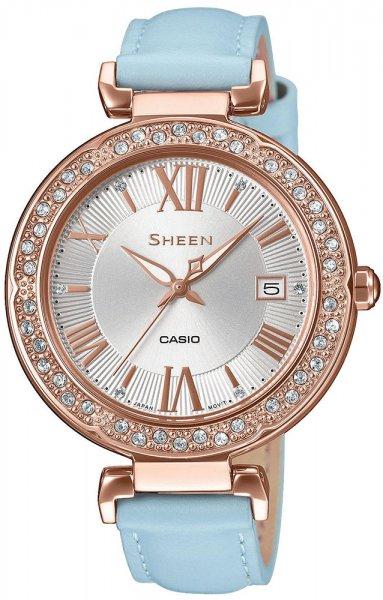 Zegarek Casio SHEEN SHE-4057PGL-7BUER - duże 1