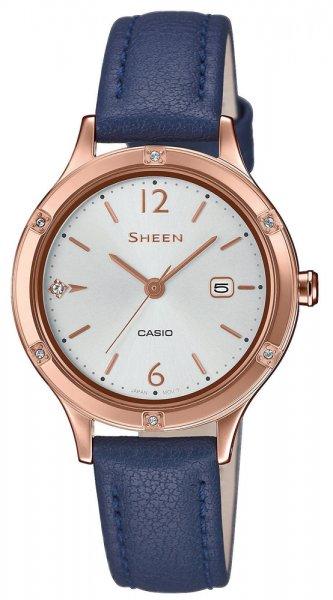 Zegarek Casio SHEEN SHE-4533PGL-7BUER - duże 1