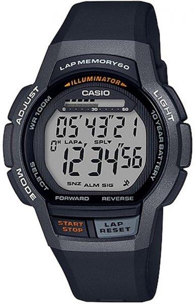 Zegarek Casio WS-1000H-1AVEF - duże 1