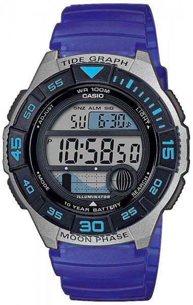 Zegarek Casio WS-1100H-2AVEF - duże 1