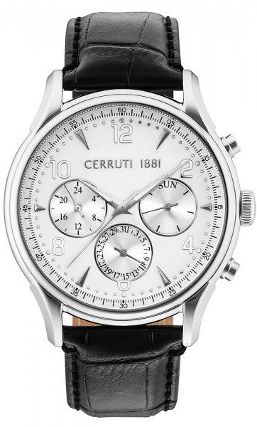 Zegarek Cerruti 1881 CRA107SN01BK - duże 1