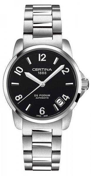 Zegarek Certina C001.207.11.057.00 - duże 1