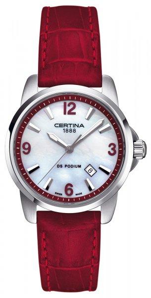 Zegarek Certina C001.210.16.117.00 - duże 1