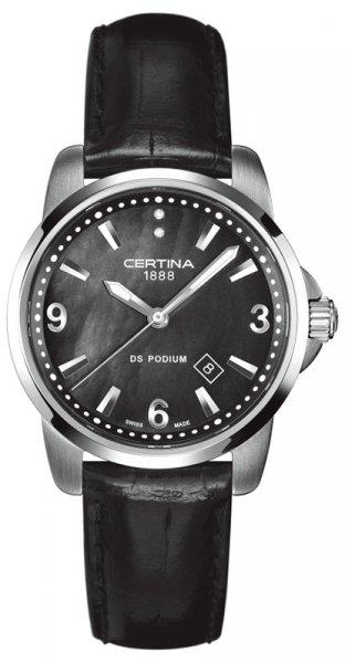 Zegarek Certina C001.210.16.126.00 - duże 1