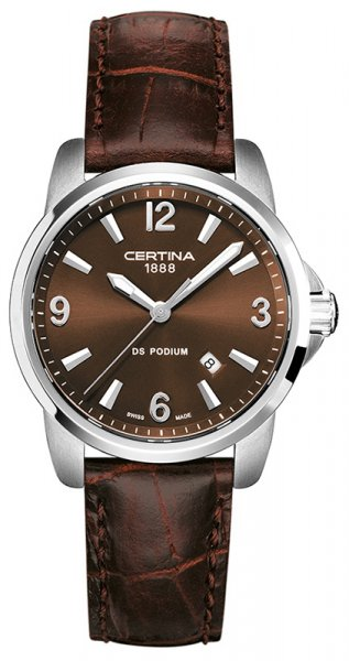 Zegarek Certina C001.210.16.297.00 - duże 1