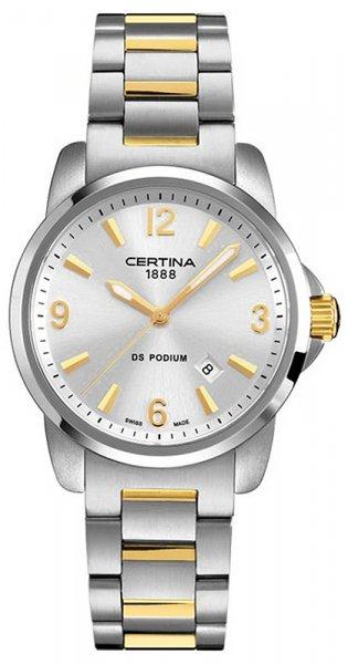 Zegarek Certina C001.210.22.037.00 - duże 1