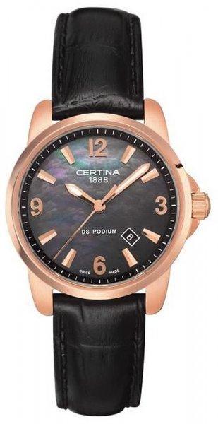 Zegarek Certina C001.210.36.127.00 - duże 1