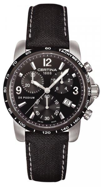 Zegarek Certina C001.217.27.057.00 - duże 1