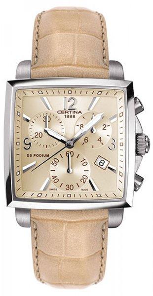 Zegarek Certina C001.317.16.267.00 - duże 1