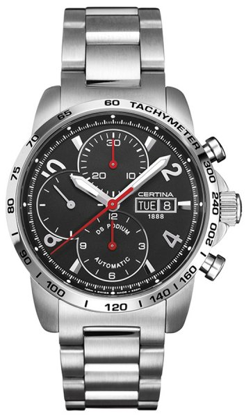 Zegarek Certina C001.414.11.057.00 - duże 1