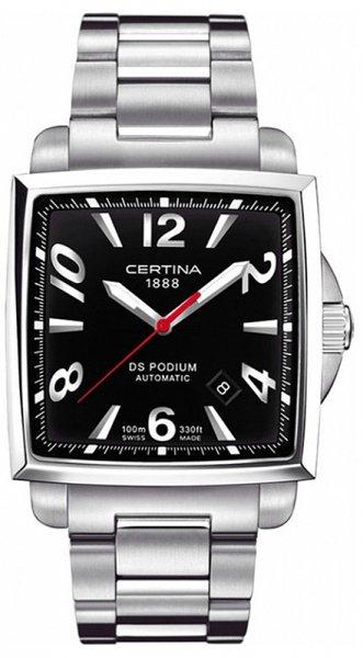 Certina C001.507.11.057.00 DS Podium DS Podium Square Automatic