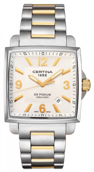 Certina C001.510.22.037.00 DS Podium DS Podium Square
