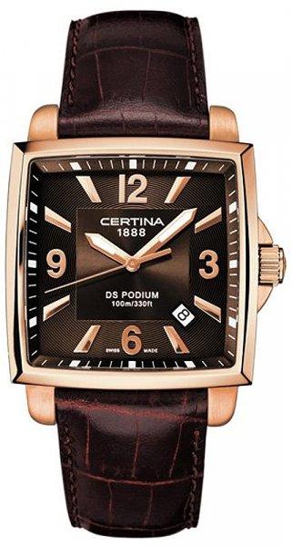 Certina C001.510.36.297.00 DS Podium DS Podium Square