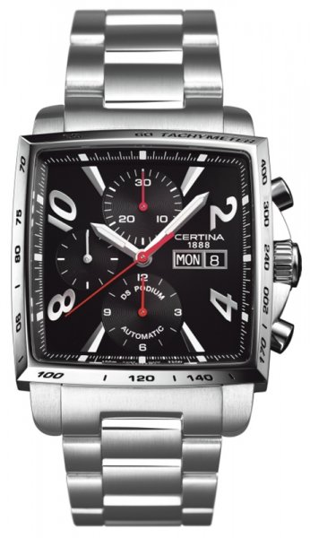 Zegarek Certina C001.514.11.057.00 - duże 1