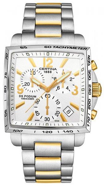 Zegarek Certina C001.517.22.037.00 - duże 1