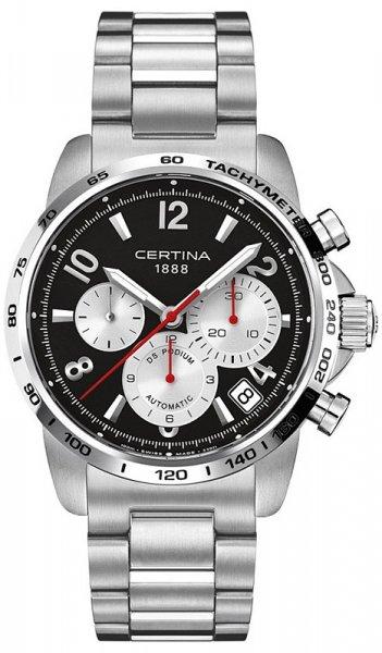 Zegarek Certina C001.614.11.057.00 - duże 1