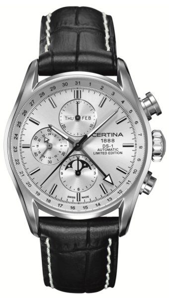 Certina C006.425.16.031.00 DS-1 DS-1 Automatic Day-Date Limited Edition