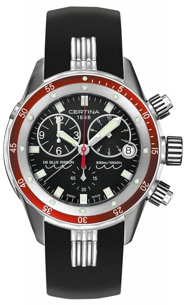 Zegarek Certina C007.417.17.051.00 - duże 1