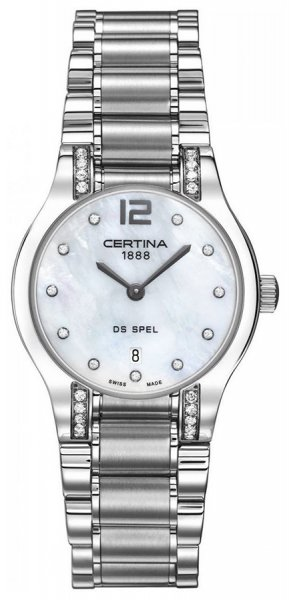 Zegarek Certina C012.209.61.116.00 - duże 1
