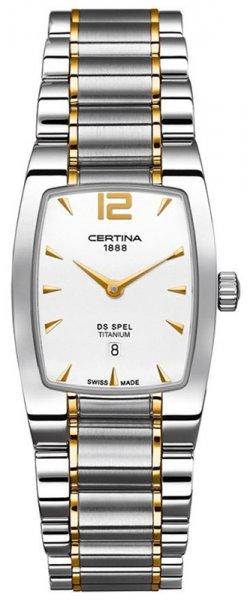 Zegarek Certina C012.309.55.037.00 - duże 1