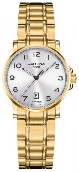 Zegarek Certina C017.210.33.032.00 - duże 1