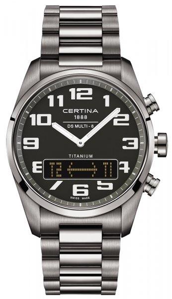 Zegarek Certina C020.419.44.082.01 - duże 1