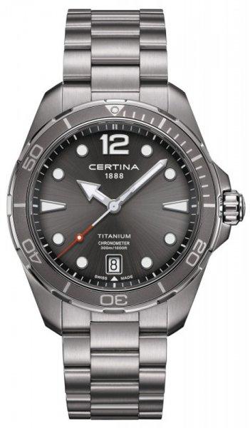 Zegarek Certina C032.451.44.087.00 - duże 1