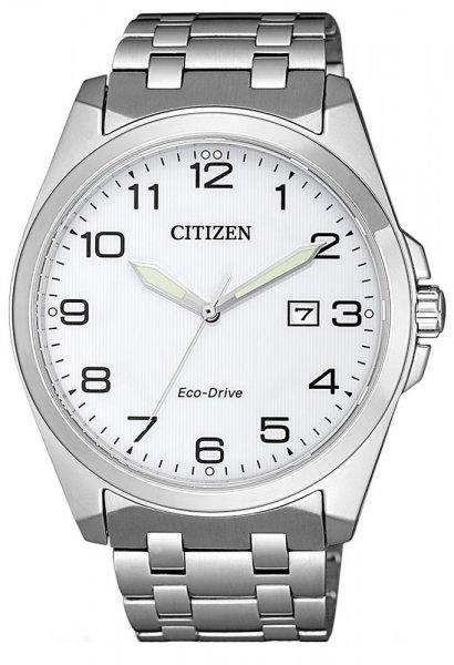 Zegarek Citizen Solar Classic  Sapphire  - męski