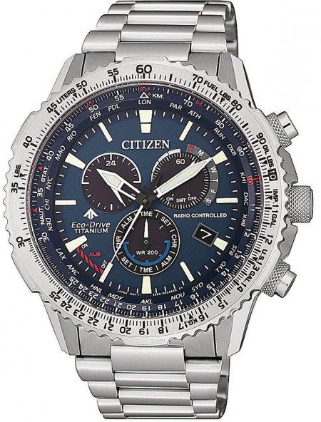 Zegarek Citizen CB5010-81L - duże 1