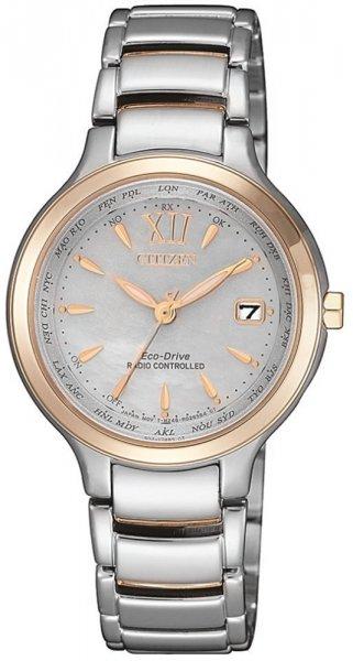 Zegarek Citizen EC1174-84D - duże 1