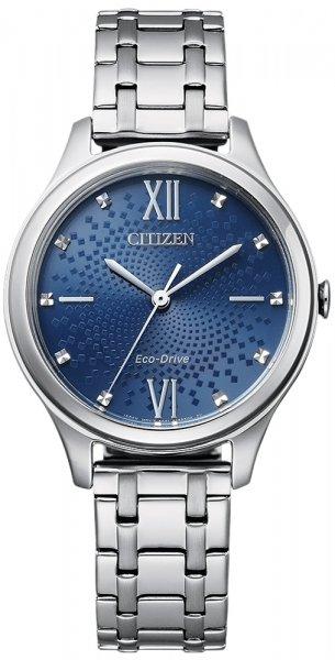 Zegarek Citizen EM0500-73L - duże 1