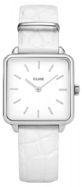 Zegarek damski Cluse la tétragone CL60017 - duże 3